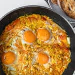 Persian Shakshuka Eggs